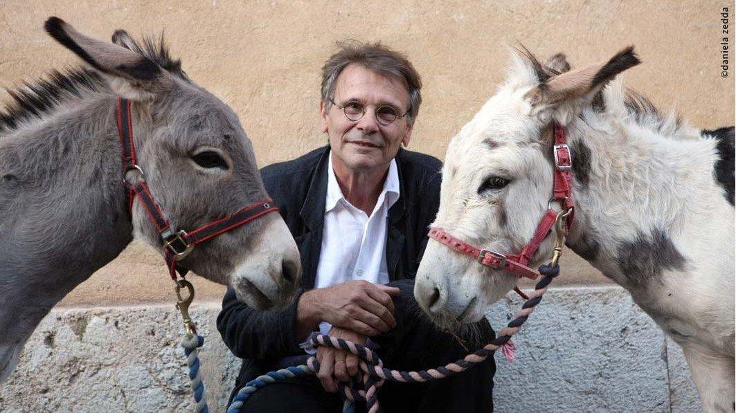 Daniel pennac et deux ânes