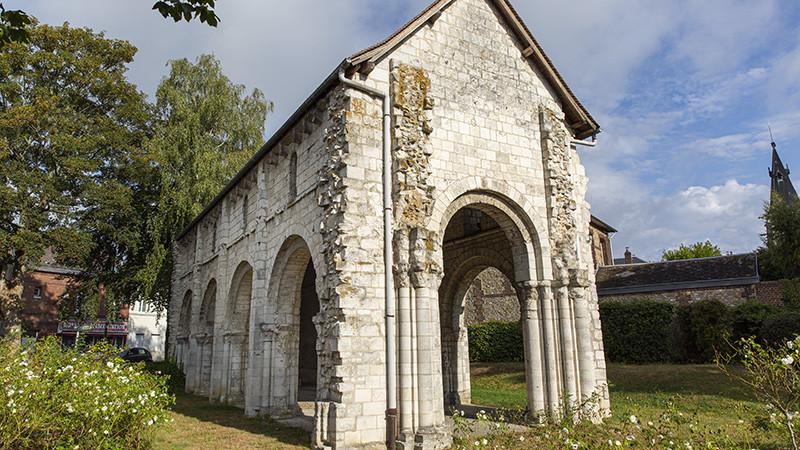 Prieuré St Jacques